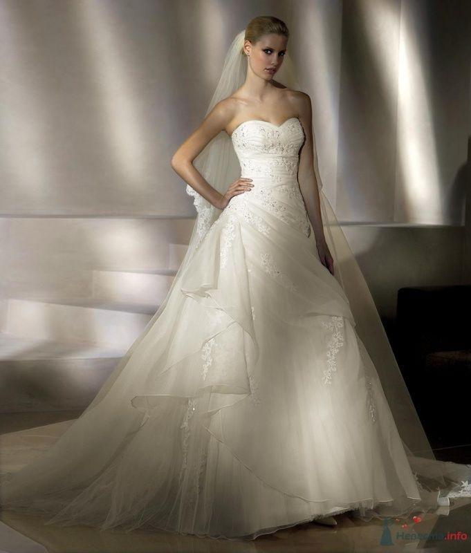 Фото 54949 в коллекции Свадебные платья