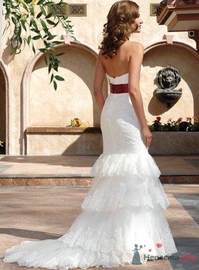 Фото 55183 в коллекции Свадебные платья