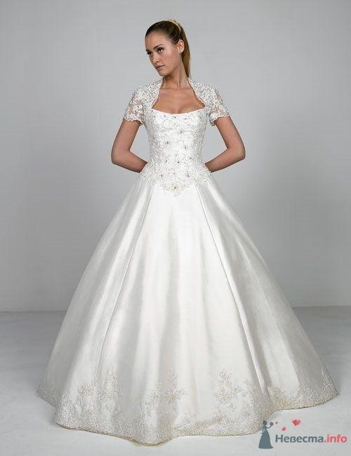 Фото 55186 в коллекции Свадебные платья
