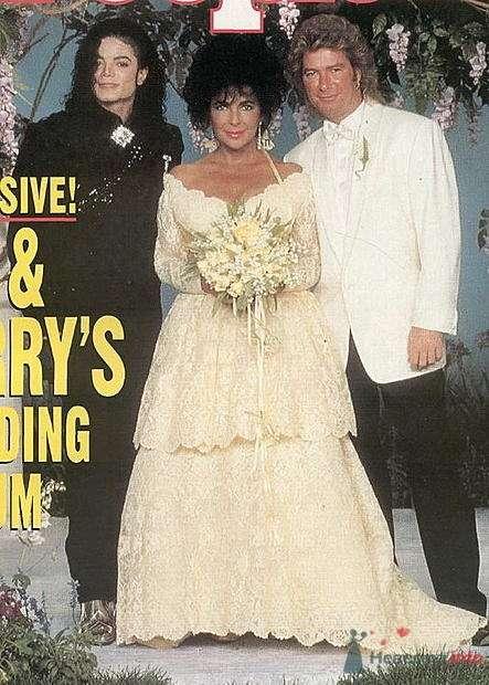 Лиз Тейлор и её муж №8 -  очаровашка Ларри Фортенски - фото 56046 Incognito