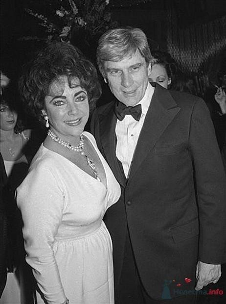 Лиз Тейлор и её муж №7 -  респектабельный Джон Уорнер - фото 56049 Incognito