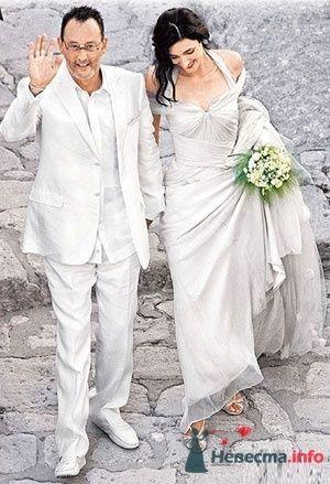 Фото 57004 в коллекции Свадьбы знаменитостей