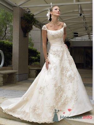Фото 66225 в коллекции Свадебные платья