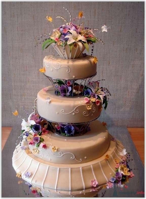 Фото 67184 в коллекции Интересные и необычные торты - Incognito