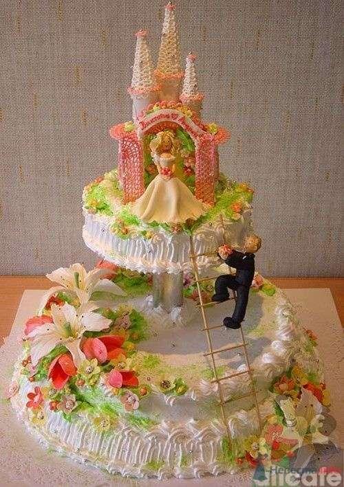 Фото 67188 в коллекции Интересные и необычные торты - Incognito