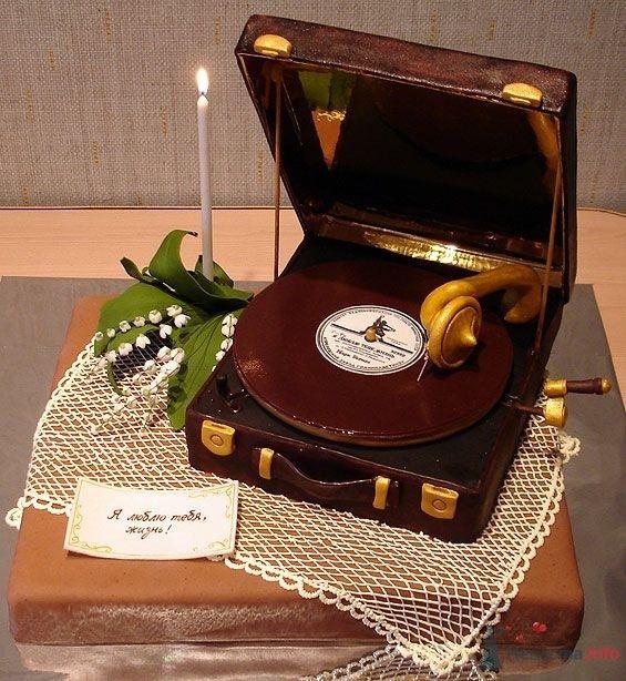 Фото 67191 в коллекции Интересные и необычные торты - Incognito
