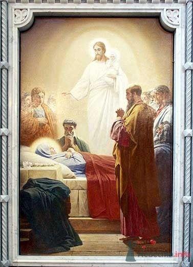 Икона. Успение Пресвятой Владычицы нашей Богородицы и Приснодевы Марии. - фото 70862 Incognito