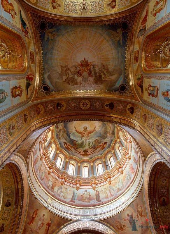 Фото 70866 в коллекции Храм Христа Спасителя