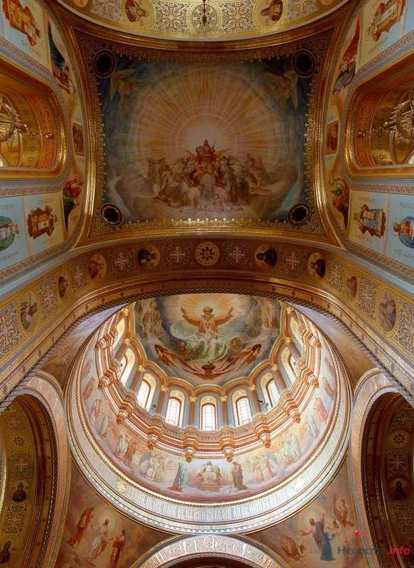 Фото 70866 в коллекции Храм Христа Спасителя - Incognito