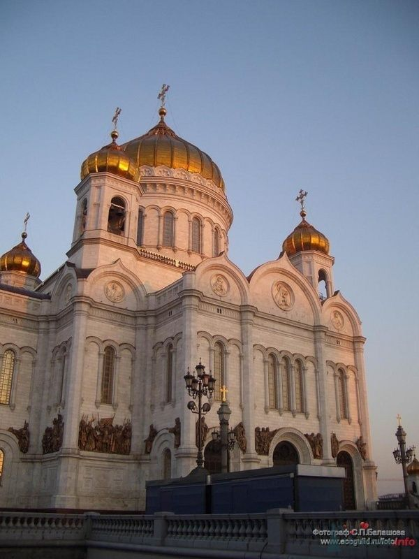 Фото 71087 в коллекции Храм Христа Спасителя - Incognito