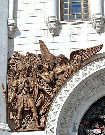 Явление Архангела Михаила - фото 71193 Incognito