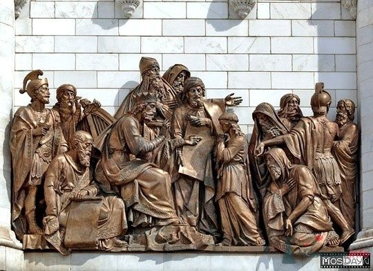 Фото 71207 в коллекции Храм Христа Спасителя - Incognito
