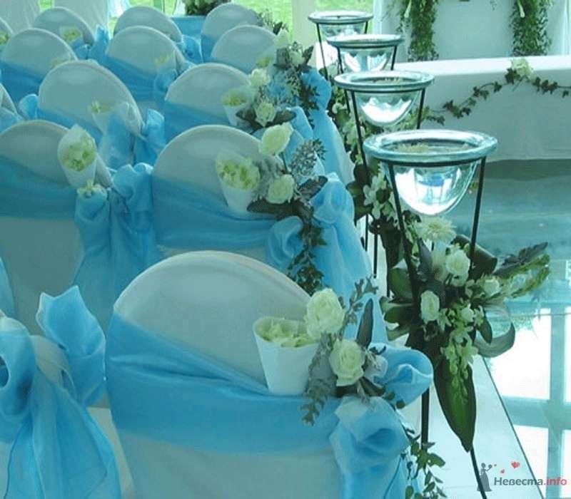 Фото 71869 в коллекции Варианты оформления банкетных залов и выездных церемоний - Incognito