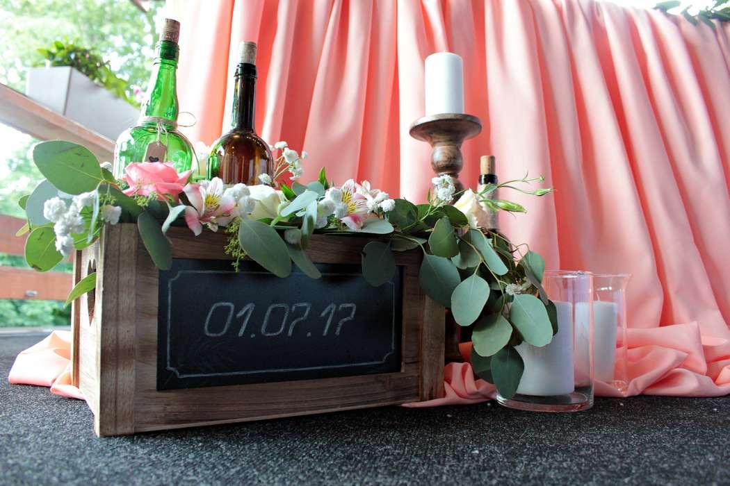 """Фото 18469762 в коллекции Ресторан """"Времена Года"""" - Flowerwave decor - оформление и декор"""