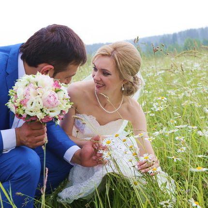 Видеопрогулка с невестой