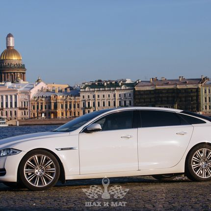 Аренда авто Jaguar XJ Long Supercharged