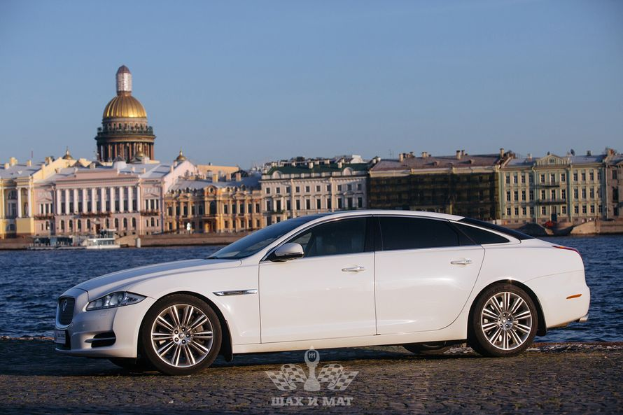 Аренда Jaguar XJ Long Supercharged