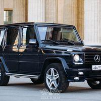 Mercedes G-series (гелендваген) в аренду