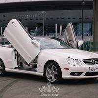Mercedes CLK 500 cabrio в аренду