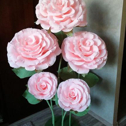 Ростовые розы на прокат