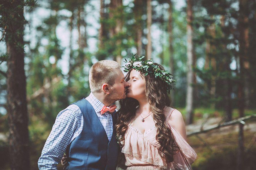 Сказочная лесная свадьба - фото 3301075 Лю Комаровская -  фотограф