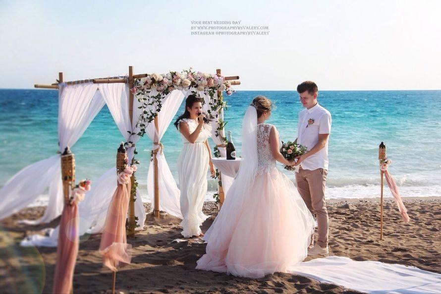 """Фото 18758446 в коллекции Портфолио - """"Antalya wedding dream"""" - свадебное агентство"""