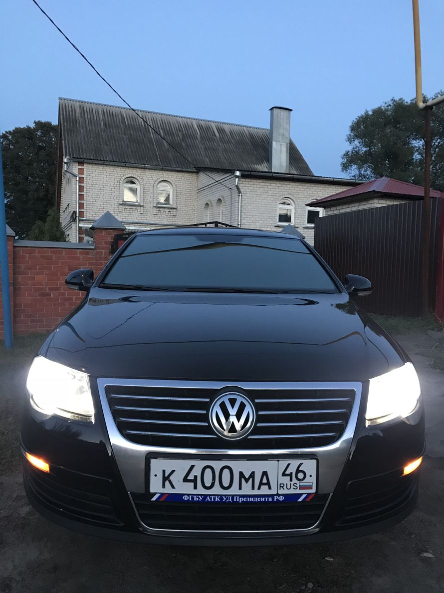 Аренда VW PASSAT B6