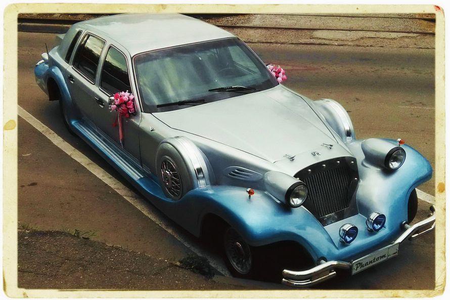 """Фото 18425194 в коллекции ROLLS-ROYCE PHANTOM - """"Retro Drive"""" - аренда транспорта"""