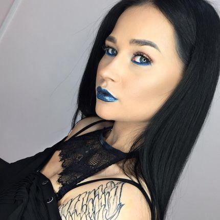 Легкий nud макияж
