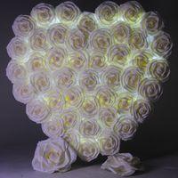 """Светящаяся 3D фотозона """"Сердце"""""""