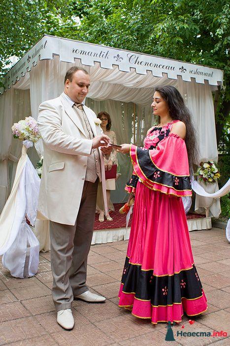Выкуп невесты по цыганскому сценарию