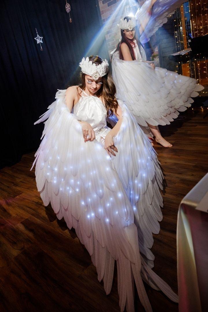 Выступление ангелов