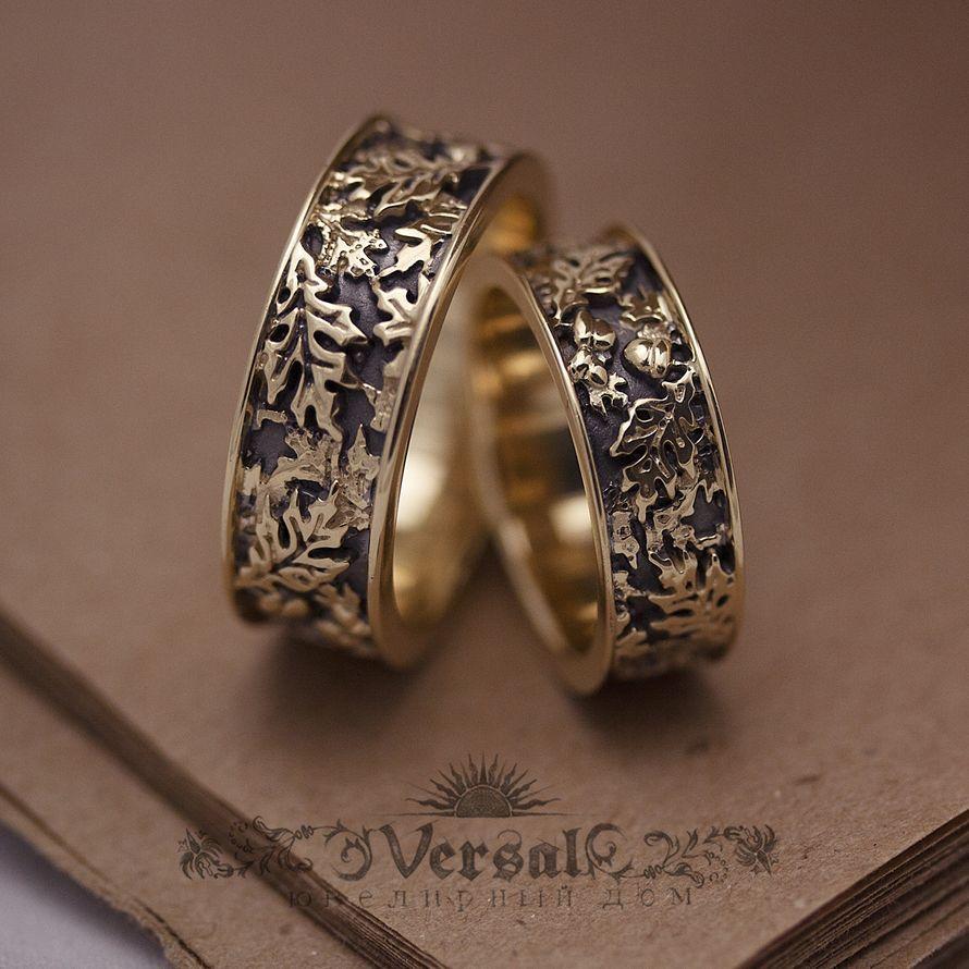 Обручальные кольца Краснодар - фото 18048872 Ювелирный Дом Versal