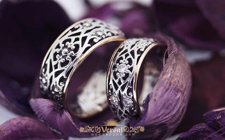 Обручальные кольца Краснодар - фото 18049082 Ювелирный Дом Versal