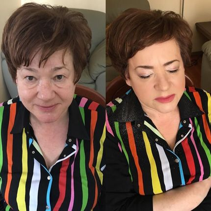 Лифтинг-макияж