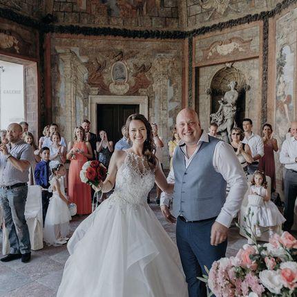 Организация свадьбы в Вртбовском саду