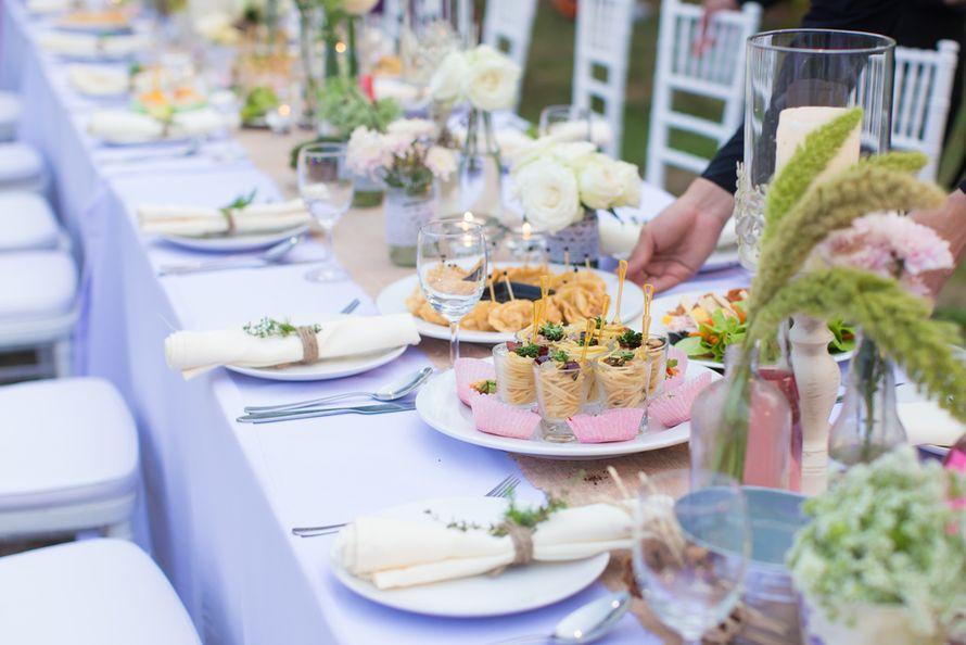 """Фото 18159736 в коллекции Wedding catering - """"Regatta Catering"""" - кейтеринг"""