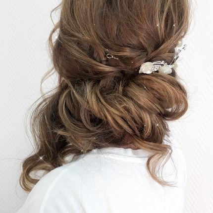 Причёска в греческом стиле