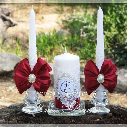 Элегантные свечи
