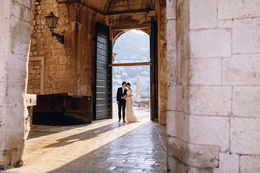 Фото 18259064 в коллекции Свадебная фотосессия в Дубровнике - Фотограф Максим Мота