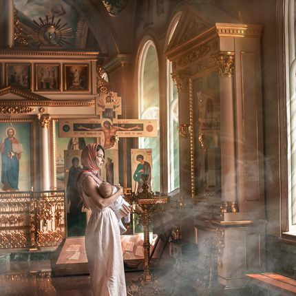 Фотосъёмка крещения, 1 шт.