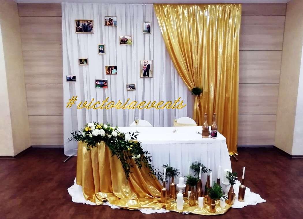 Фото 18313298 в коллекции Свадьба Елены и Владмира - Студия свадебного декора Victoriaevents