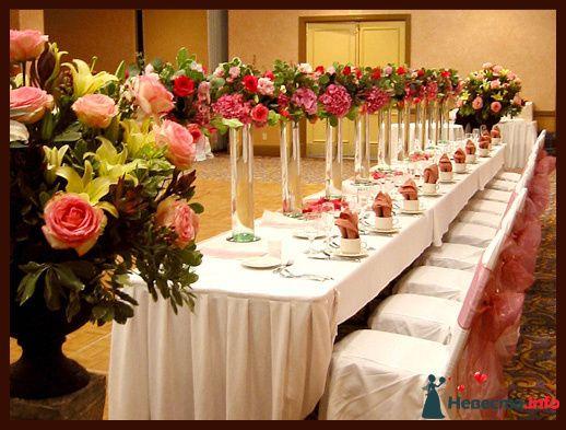 Фото 88268 в коллекции Оформление свадебного стола - Подружка невесты - свадебный организатор и распорядитель