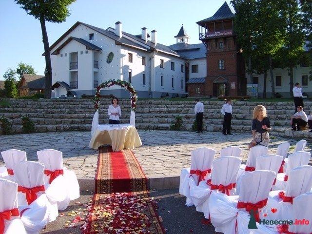 """Последняя """"репетиция"""" перед церемонией - фото 101811 Подружка невесты - свадебный организатор и распорядитель"""
