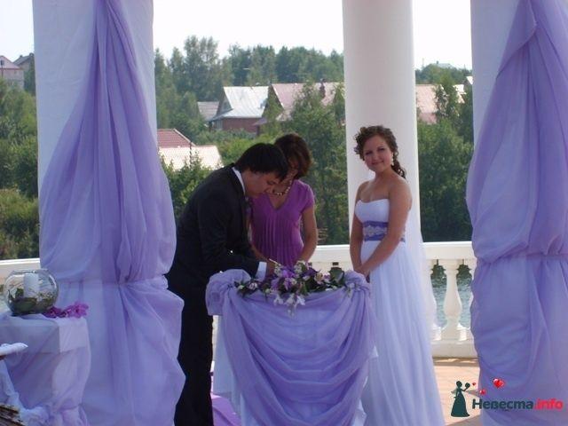 Фото 125940 в коллекции Выездная регистрация в Белом Береге. Свадьба Натальи (LoVe To Be BriDe) и Дмитрия 25.07.2010  - Подружка невесты - свадебный организатор и распорядитель