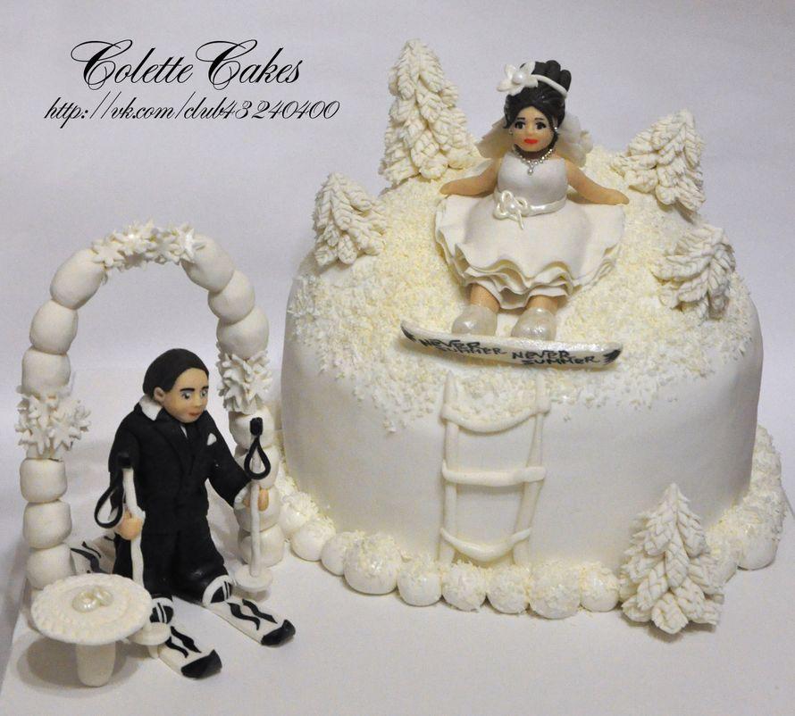 сумский свадебный торт фото
