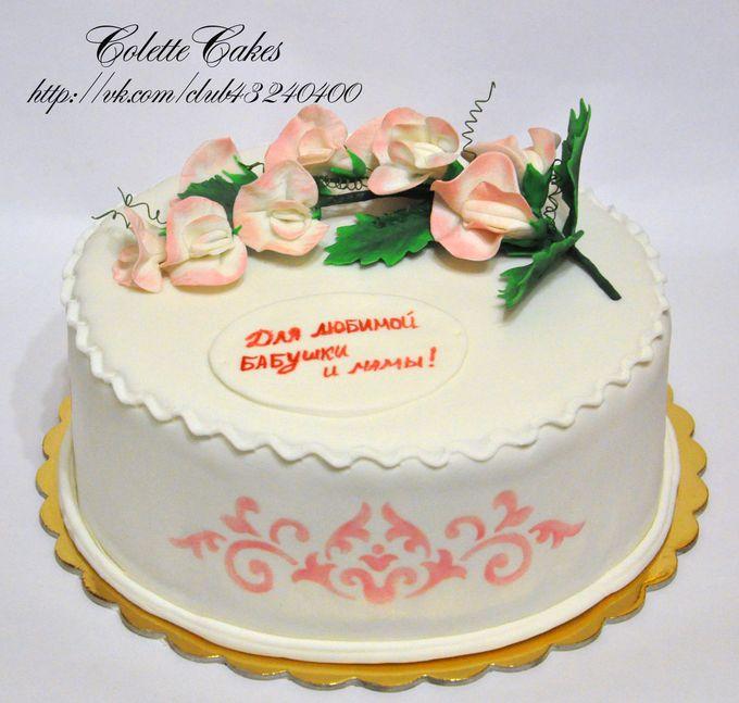 Торт для жены фото