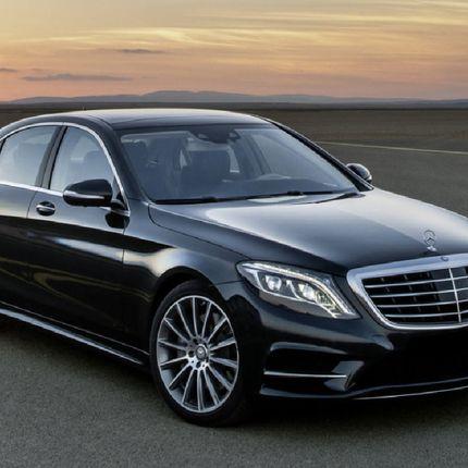 Mercedes Benz S222, 2015г. черный в аренду, 1 час