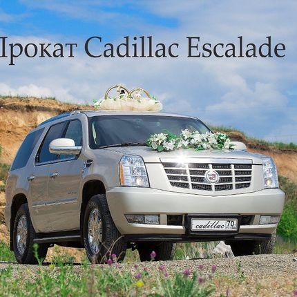 Cadillac Еscalade, бежевый в аренду, 1 час