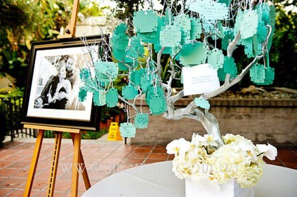 Фото 1386143 в коллекции Дерево пожеланий на свадьбу - Пини Бум - Оформление воздушными шарами